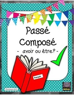 This product is just the one you want to help elevate your students thinking regarding the correct use of passe compose.  There are 4 worksheets with accompanying answer keys.  The first 2 worksheets ask students to rewrite the sentences in the passe compose using either avoir or etre.