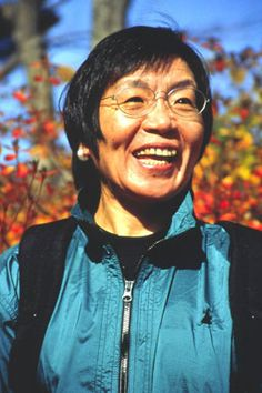Junko Tabei. First woman to summit Mt. Everest in 1975 and the first to summit the highest peaks on all seven continents.