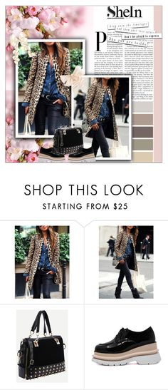 """""""Shein 6"""" by followme734 ❤ liked on Polyvore featuring shein"""