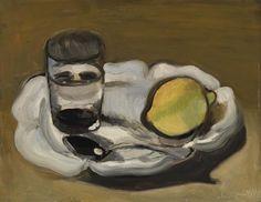 The Barnes Foundation - Object - Henri Matisse - Still Life with Lemon