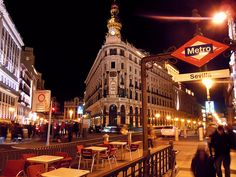 Cool #Madrid by Will Dowle