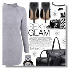 """Sexy Glam"" by fashion-pol ❤ liked on Polyvore featuring vintage"