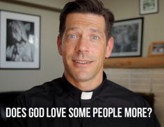 Does God Love Some People More?