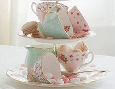 Royal Albert Pastel Tea Cups