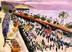 Henri Matisse - Festival of Flowers II, 1921
