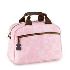 TOUS Cubik Colores collection handbag lista para salir un fin de semana!