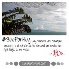 #SoloPorHoy