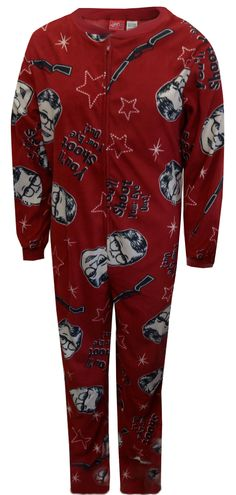 Howdy partner! These Toy Story union suit style one piece pajamas ...