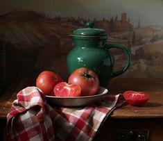 35PHOTO - Карачкова Татьяна - Про помидоры