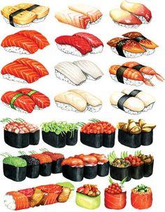 Sushi illustration. img.ashx (360×461)