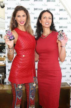 Fashionista Smile: Get the Look: Melissa Satta per Just Cavalli e Puro