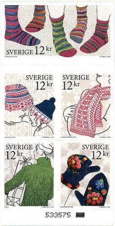 Sweden - postage stamps