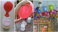 Bei jedem Fest, aus welchem Anlass auch immer, dürfen Luftballons nicht fehlen: umso mehr vorhanden sind desto besser ist es, ganz besonders bei Kinderpartys. Üblicherweise werden sie mit Helium aufgeblasen,…