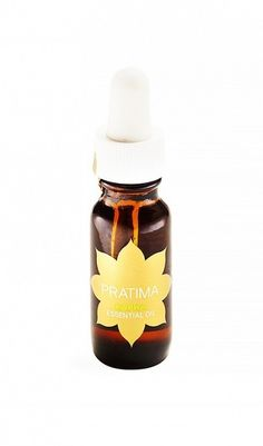 This blend of essential oils is a clarifying acne-fighter for oily skin. // Kapha Essential Oil by Pratima Skincare
