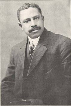 Sunday Best: John Merrick (1859 - 1919) was a businessman who invested the profits from his eight barbershops into property. He was a founder of the North Carolina Mutual Life Insurance Company, which at his death was the largest black-owned insurance company in the USA.