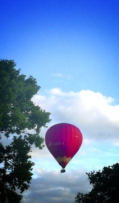 Hot air ballooonn