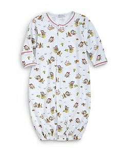 ba3460624f20 Kissy Kissy Infant s Swashbucklers Convertible Gown Convertible