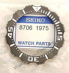 Seiko SEIKO 2ND GEN MONSTER SRP315 BLACK ROTATING BEZEL SRP315K1 SRP315J1 4R36-01J0