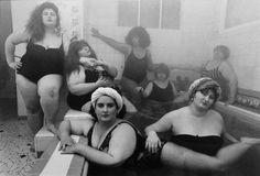 by photographer william klein. Club Allegro Fortissimo, Paris, 1990