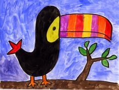 Art Projects for Kids: 2nd grade