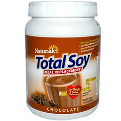 SALE!!! NATURADE, TOTAL SOY, MEAL REPLACEMENT, CHOCOLATE, 19.05 OZ (540 G) Price:$11.50 Savings of: $4.49 (28% Off) Rating: 4.4 of 5 based on 452 reviews (see here: http://www.iherb.com/product-reviews/Naturade-Total-Soy-Meal-Replacement-Chocolate-19-05-oz-540-g/37089/?rcode=VAK149) Product details: http://www.iherb.com/Naturade-Total-Soy-Meal-Replacement-Chocolate-19-05-oz-540-g/37089?rcode=VAK149