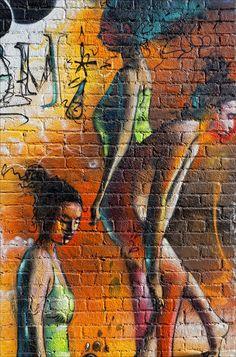 #street-art #graffiti