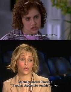 hahahaha! Aaaawwww #RIP Brittney clueless