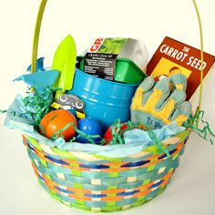 Best easter basket ideas without candy modelling clay best easter basket ideas without candy negle Image collections