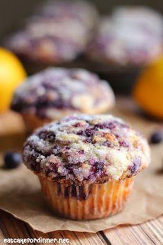 The Best Blueberry Muffins With Sugar, Grated Lemon Zest, Fresh Blueberries, Sugar, All-purpose Flour, Baking Powder, Salt, Large Eggs, Unsalted Butter, Vegetable Oil, Buttermilk, Vanilla