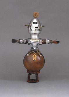 Robot Sculpture  Tyrell