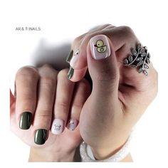 #luxio_vert #oniq007 #luxio_coy Милота этого маникюра зашкаливает☝🏻💥#duck #frog Aycrlic Nails, Love Nails, Manicure And Pedicure, Pretty Nails, Hard Nails, Natural Nail Designs, Nails For Kids, Minimalist Nails, Toe Nail Designs