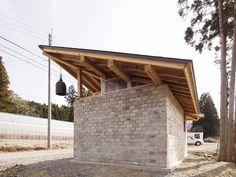 Yasuhiro Yamashita and Atelier Tekuto, Emergency Supply Warehouse, Miyagi Prefecture, Japan