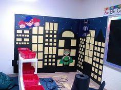 Superhero Themed Classroom!