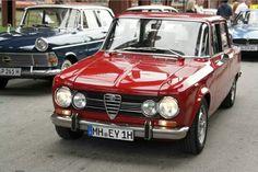 Alfa Romeo Giulia super. 1600
