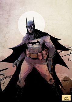 Batman - Vicente Valentine
