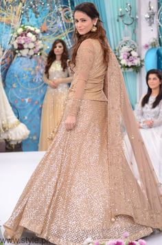 Trendy Bridal and Formal Dresses For Pakistani Girls Formal Dresses Long Elegant, Pakistani Formal Dresses, Vintage Formal Dresses, Formal Dresses For Weddings, Formal Dresses For Women, Indian Dresses, Bridal Dresses, Pakistani Bridal Couture, Pakistani Girl