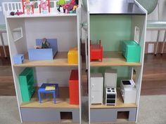 plus de 1000 id es propos de dollhouse sur pinterest maisons de poup es meubles barbie et. Black Bedroom Furniture Sets. Home Design Ideas