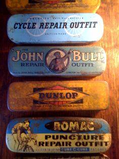 Vintage Puncture Repair
