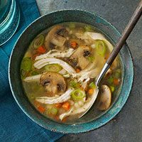 Chicken-and-Barley Soup
