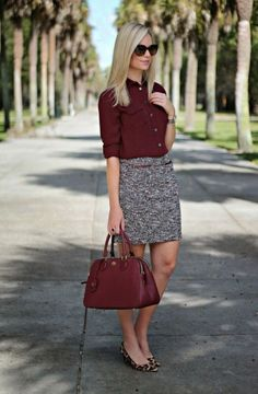Elegant Work Outfits Ideas For Every Woman Wear42