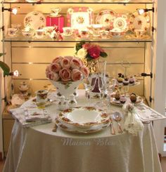 Royal Albert Tableware