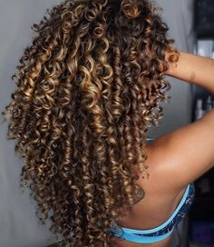 Lace Frontal Wigs Jerry Curl Styles For Natural Hair Hairstyles For Mixed Curly Hair Best Women Curly Wigs Eva Wigs Curly Mixed Curly Hair, Super Curly Hair, Brown Curly Hair, Colored Curly Hair, Curly Hair Care, Short Curly Hair, Curly Hair Styles, Natural Hair Styles, Balayage For Curly Hair