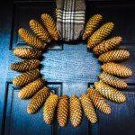 http://ajunkchicklife.blogspot.com/2016/11/simple-pine-cone-wreath.html?m=1