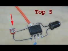 Top 5 useful projects, super easy useful ic diy projectsTop 5 useful projects, super easy useful ic diy projects - in 1 DIY electronics projects, simple and in 1 Diy Projects For Couples, Diy Projects For Bedroom, Led Projects, Electrical Projects, Arduino Projects, Circuit Projects, Diy House Projects, Diy Pallet Projects, Easy Diy Projects