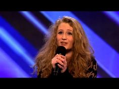 Amazing 16 Year Old Leaves Judges Speechless.  A shy Janet Devlin flew down from her small village in Northern Ireland to audition... WOW!