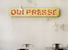 Day 4 of my road trip. Oui Presse in Portland, OR. // photo by bonnie tsang