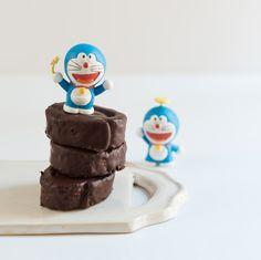 Pastelitos Doraemon