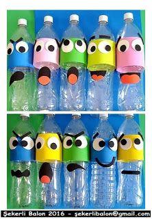 Şekerli Balon: Etkinlikler için fikirler