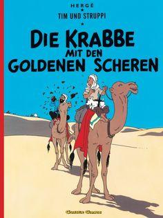 Tim & Struppi, Band 8: Die Krabbe mit den goldenen Scheren - Hergé - Softcover | CARLSEN Verlag