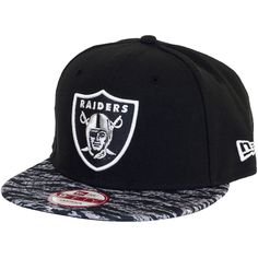 New Era Team Tiger Camo Snapback Cap Oakland Raiders ★★★★★